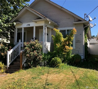 Chehalis Single Family Home For Sale: 176 SW Cascade Ave