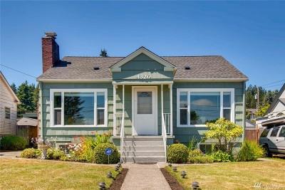 Everett Single Family Home For Sale: 4320 Terrace Dr