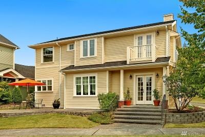 Bainbridge Island Single Family Home For Sale: 1803 Parade Grounds Ave NE