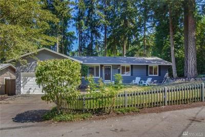 Kirkland Single Family Home For Sale: 12856 NE 91st St