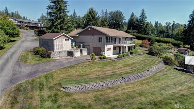 Marysville Single Family Home For Sale: 10821 78th Ave NE