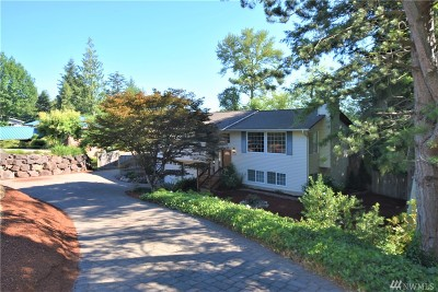 Snoqualmie Single Family Home For Sale: 38214 SE 92nd St