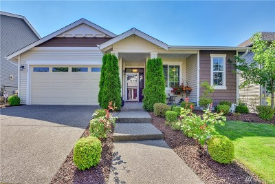 Snoqualmie Single Family Home For Sale: 9425 McBane Ave SE