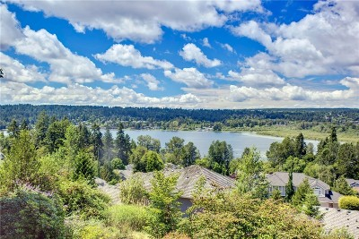 Sammamish Single Family Home For Sale: 5123 190th Place NE
