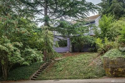 Bellingham Single Family Home Sold: 724 N Forest