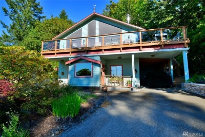 Thurston County Single Family Home For Sale: 10114 Steamboat Island Rd NW