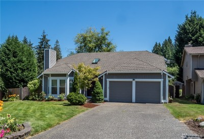 Bothell Single Family Home For Sale: 2223 235th Place SE