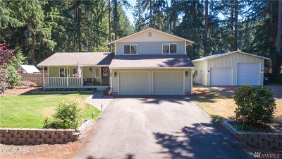 Single Family Home For Sale: 8525 Homestead Ave NE