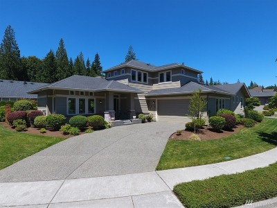 Redmond Single Family Home For Sale: 24520 NE 118th Place