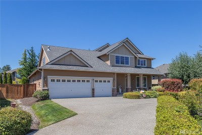 Puyallup Single Family Home For Sale: 13417 169th St Ct E