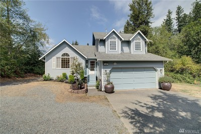 King County Single Family Home For Sale: 25911 Witte Rd SE
