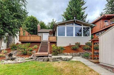 Seattle Single Family Home For Sale: 9909 Rainier Ave S