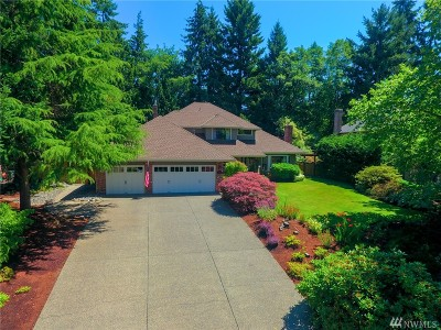 Gig Harbor Single Family Home For Sale: 4209 27th Ave NW