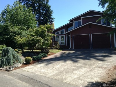Puyallup Single Family Home For Sale: 7604 145th St Ct E