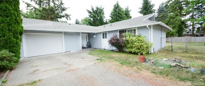 Single Family Home For Sale: 9011 178th Wy SW