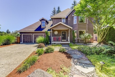 Sammamish Single Family Home For Sale: 1804 226th Place NE