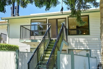Federal Way Condo/Townhouse For Sale: 1804 SW 318th Place #D