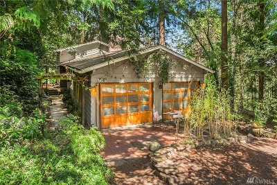 Issaquah Single Family Home For Sale: 591 SW Fernwood St