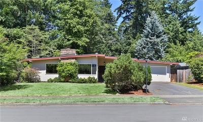 Redmond Single Family Home For Sale: 17020 NE 92nd St