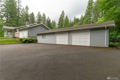 Woodinville Single Family Home For Sale: 15252 NE 195th St