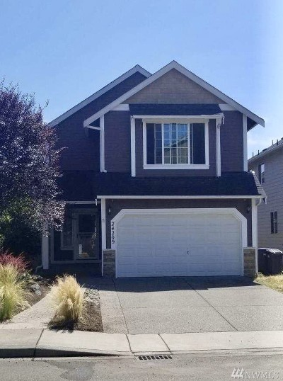 Maple Valley Single Family Home For Sale: 24209 SE 262nd Place
