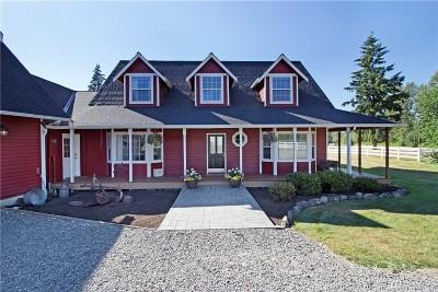 Lake Stevens Single Family Home For Sale: 6320 95th Ave NE