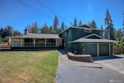 Bothell Single Family Home For Sale: 5622 180th St SE
