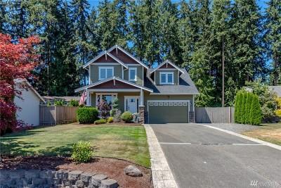 Bonney Lake Single Family Home For Sale: 4919 N Vista Dr E