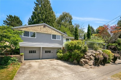 Seattle Single Family Home For Sale: 7326 46th Ave NE