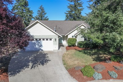 Shelton WA Single Family Home For Sale: $269,900