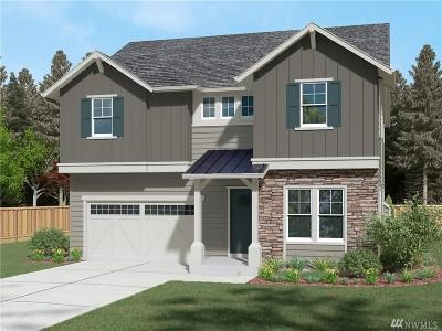 Redmond Single Family Home For Sale: 17390 NE 122nd (Homesite 9) St