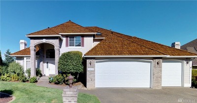 Tacoma Rental For Rent: 4428 Country Club Dr NE