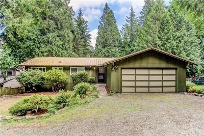 Issaquah Single Family Home For Sale: 865 Highwood Dr SW