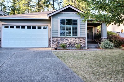 Lacey Single Family Home For Sale: 9008 Campus Meadows Loop NE