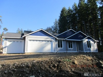 Eatonville Single Family Home For Sale: 457 Airport Rd E