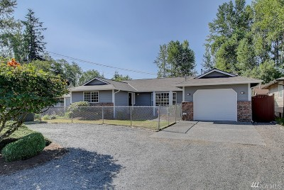 Everett Single Family Home For Sale: 28 107th St SW