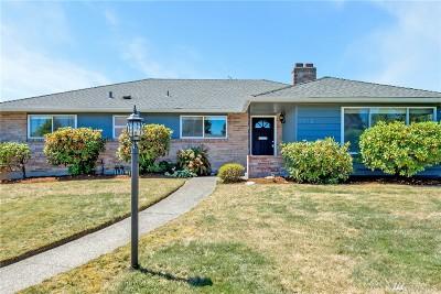 Tacoma Single Family Home For Sale: 1412 N Bennett St