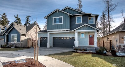 Renton Single Family Home For Sale: 18444 139th Wy SE #47