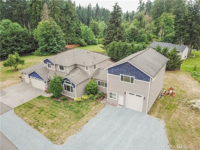 Puyallup Single Family Home Contingent: 15414 130th Av Ct E