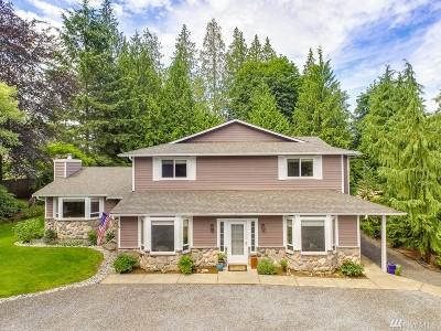 Everett Single Family Home For Sale: 12832 25th Ave SE