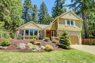 Gig Harbor Single Family Home For Sale: 4411 35th Ave NW