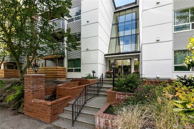 Seattle Condo/Townhouse For Sale: 10501 8th Ave NE #107