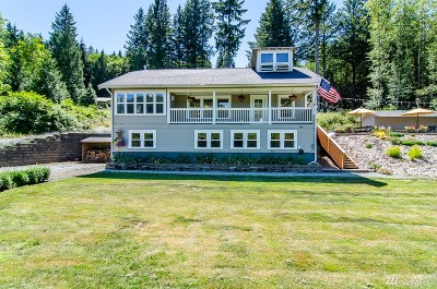 Bellingham WA Single Family Home Contingent: $672,500