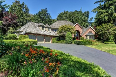 Redmond Single Family Home For Sale: 22104 NE 66th Place