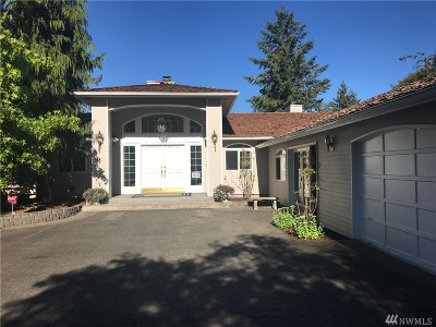 Olympia Single Family Home For Sale: 5416 South Bay Terr NE