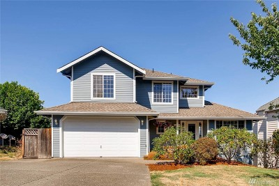SeaTac Single Family Home For Sale: 4836 S 177th Ct
