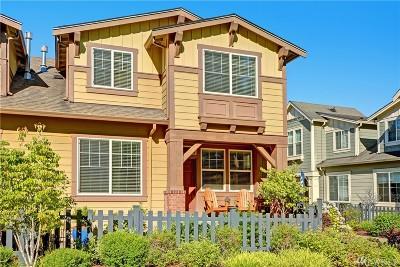 Snoqualmie Condo/Townhouse For Sale: 8009 Douglas Ave SE #17