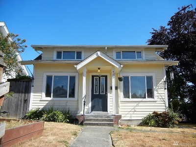 Tacoma Single Family Home For Sale: 407 S 60th St