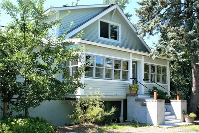 Skagit County Single Family Home For Sale: 12948 Cedar St