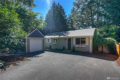 Gig Harbor Single Family Home For Sale: 10710 Minterwood Dr NW